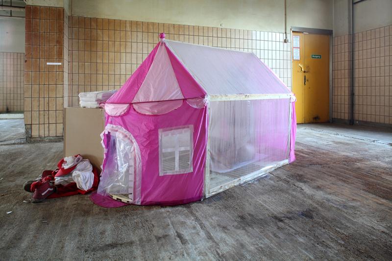 Für Prinzessinnen Sauna