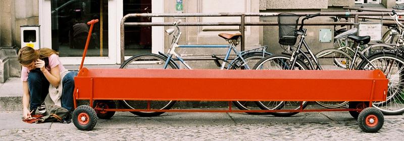 Redmobil Bollerwagen