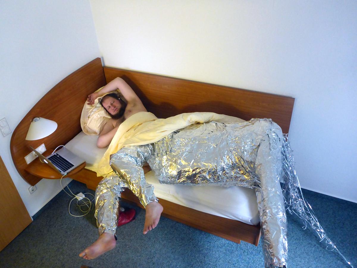 Zentaure-schlafent