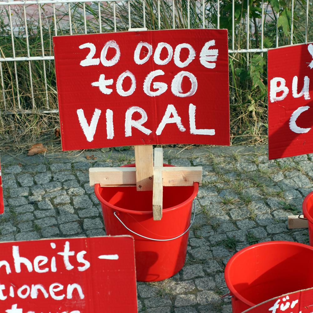 20000 euro to go viral abcberlin deinGELD